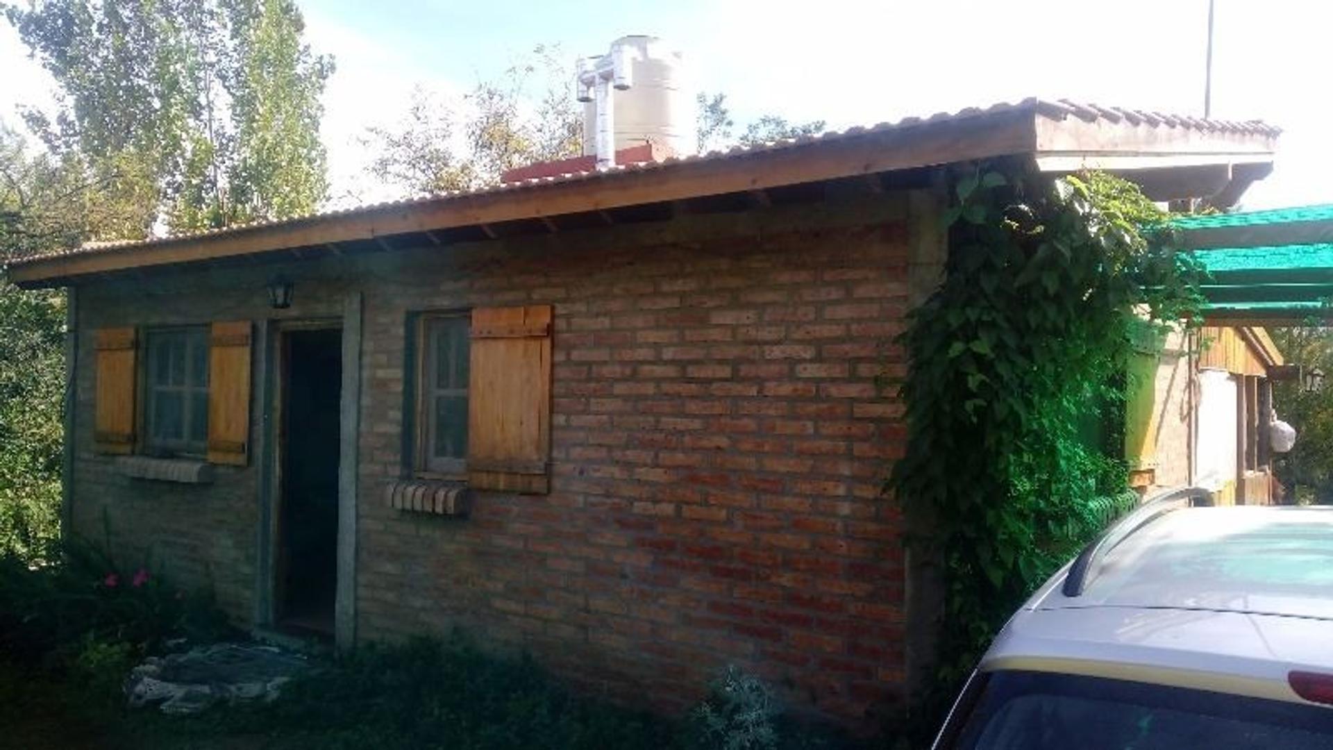 Casa en Venta en Carpinteria - 2 ambientes