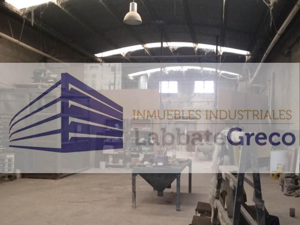 Inmueble Industrial - 920m2 - Alquiler - San Andrés