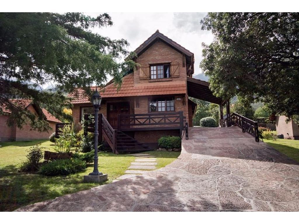 Country Chumamaya, lo mejor de Merlo San Luis, casa Indamá, 150 m2 cub. s/lote 1000 m2 parque
