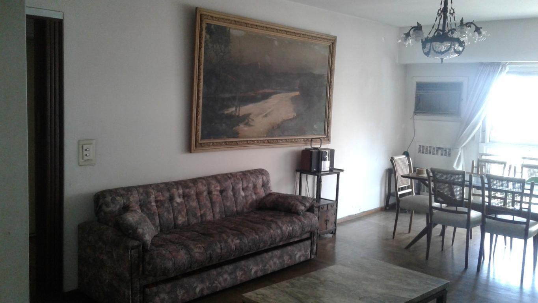 Araoz y Paraguay - 3 Amplios ambientes con dep. y cochera. BAJAS EXPENSAS $2700-
