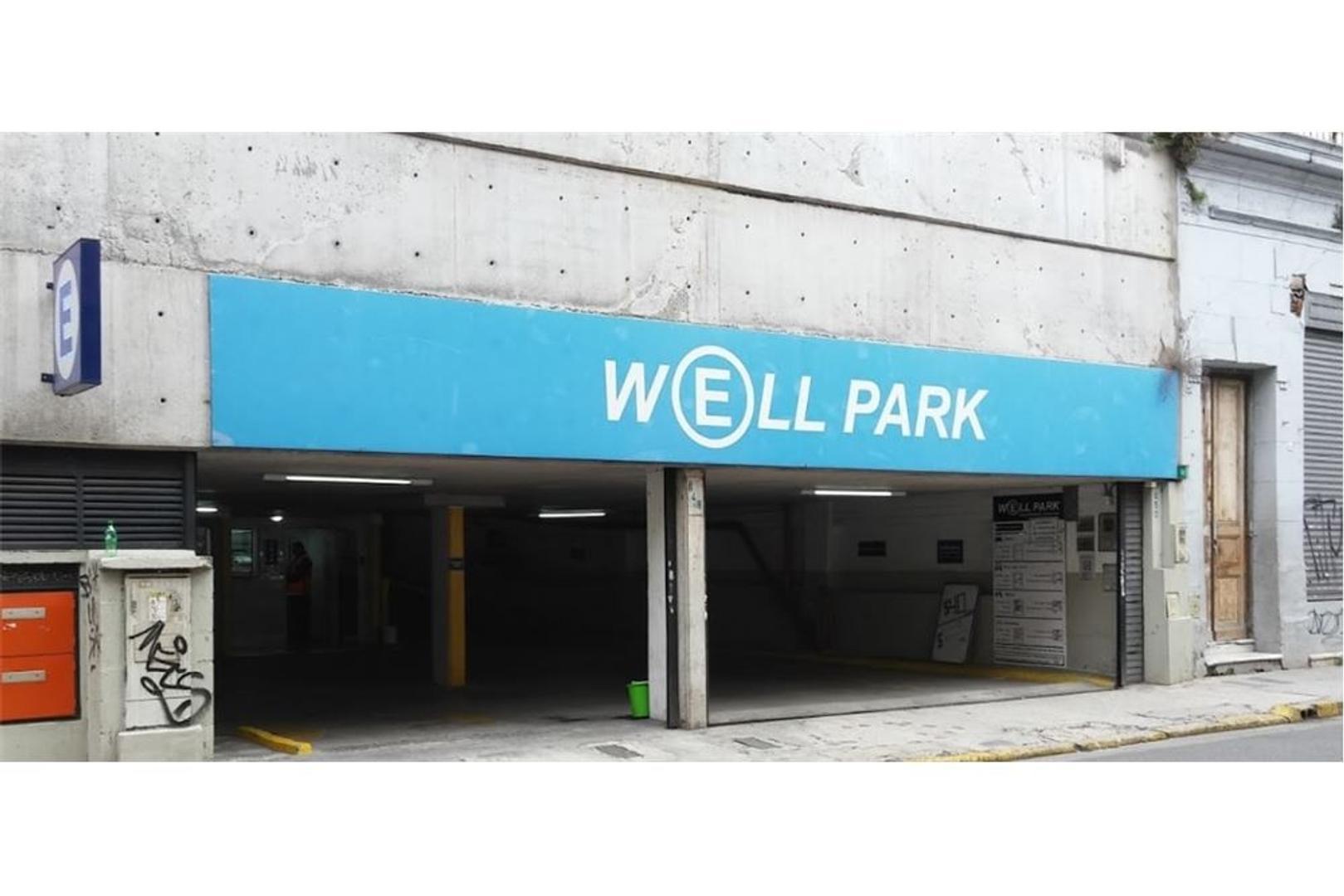 Garage / Cochera Tacuari 640 San Telmo