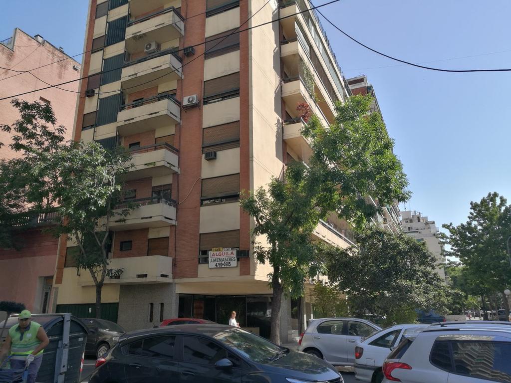 Excelente Dpto 3amb c/dep al frente. 2 balcones, cocina c/office, Lav cub. Baño completo. Belgrano