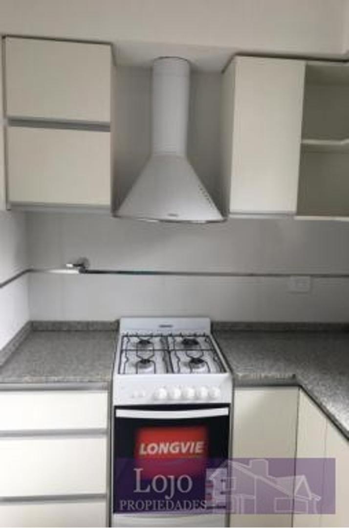 Paysandu 1100 - 3 ambientes con cochera