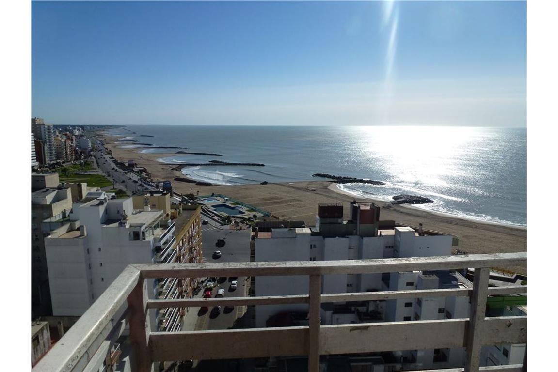 Dpto 5 ambientes con perfecta vista al Mar!!