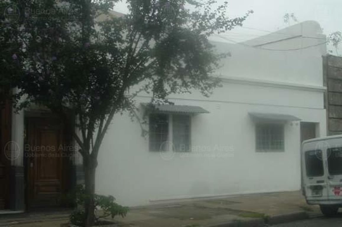 Lote en el Distrito Tecnológico en Parque Patricios.