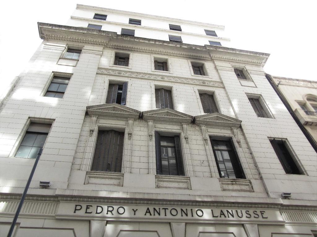 San Martín 232, Microcentro. Edificio Lanusse
