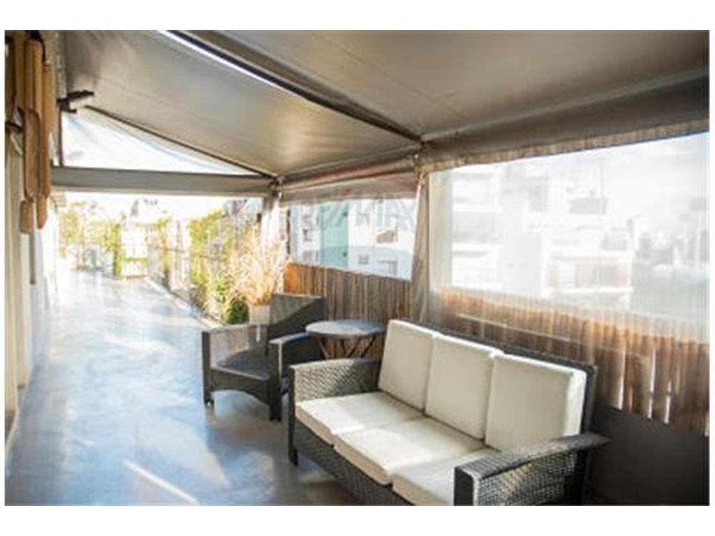Vta Excel Piso c/ balcón terraza + Monoamb en PB.