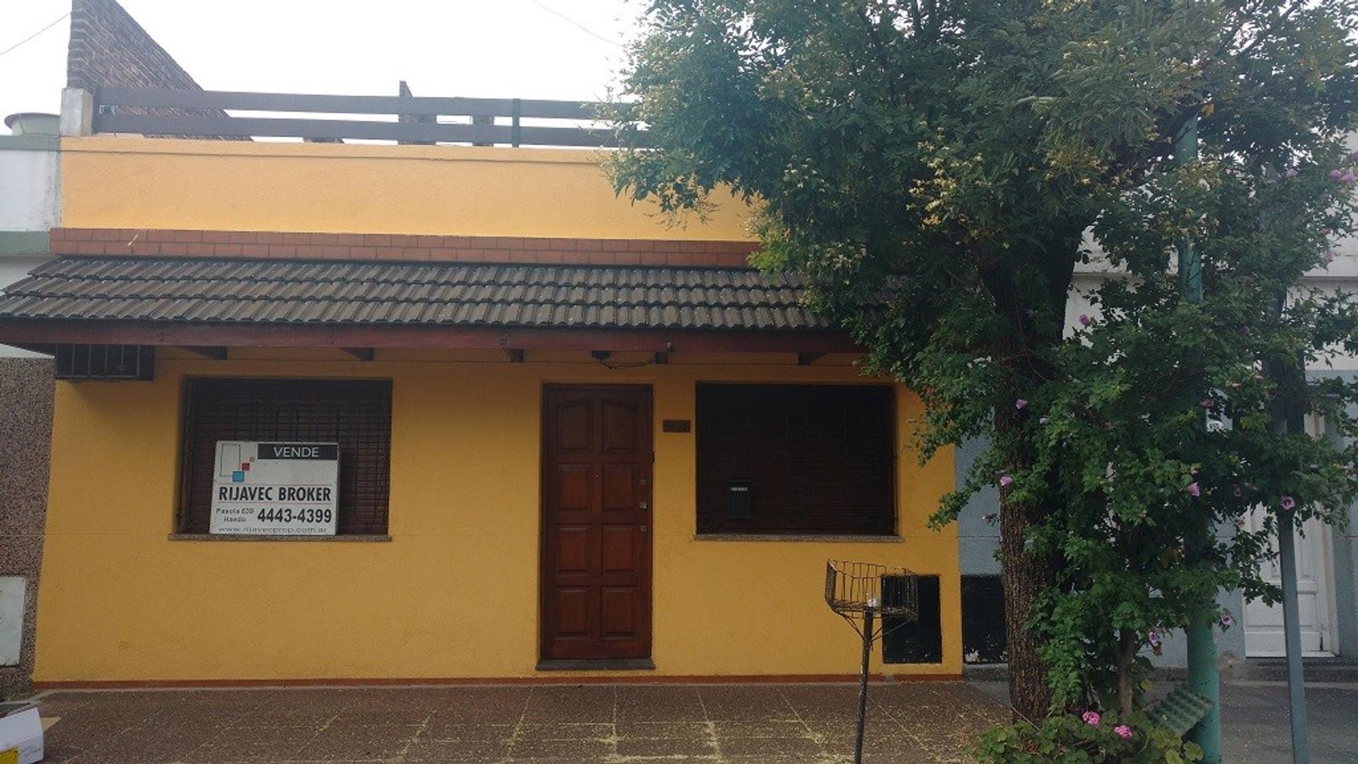 Casa en Venta en Haedo Sur - 3 ambientes