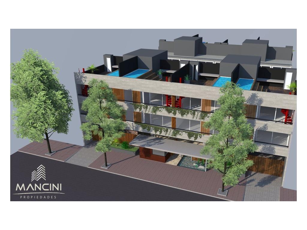 Venta en Obra - Departamento 3 Amb con balcon - Edificio de Categoria