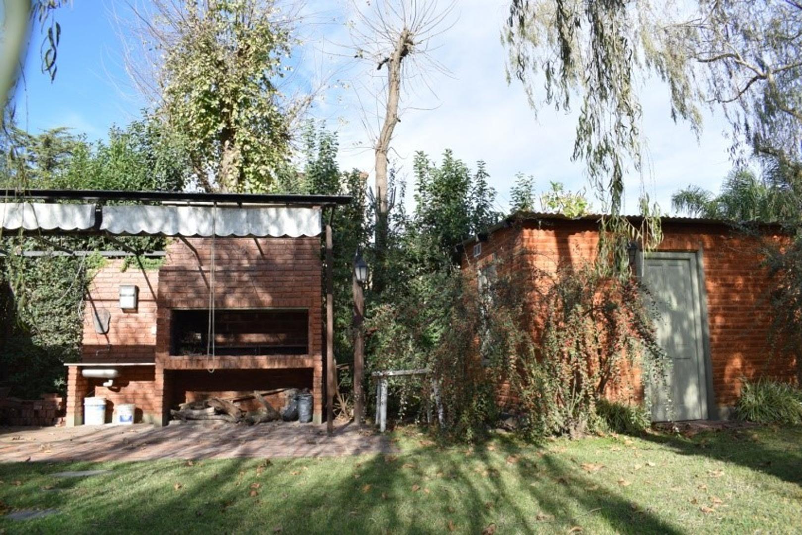 Quinta - 366 m² | 3 dormitorios | 3 baños