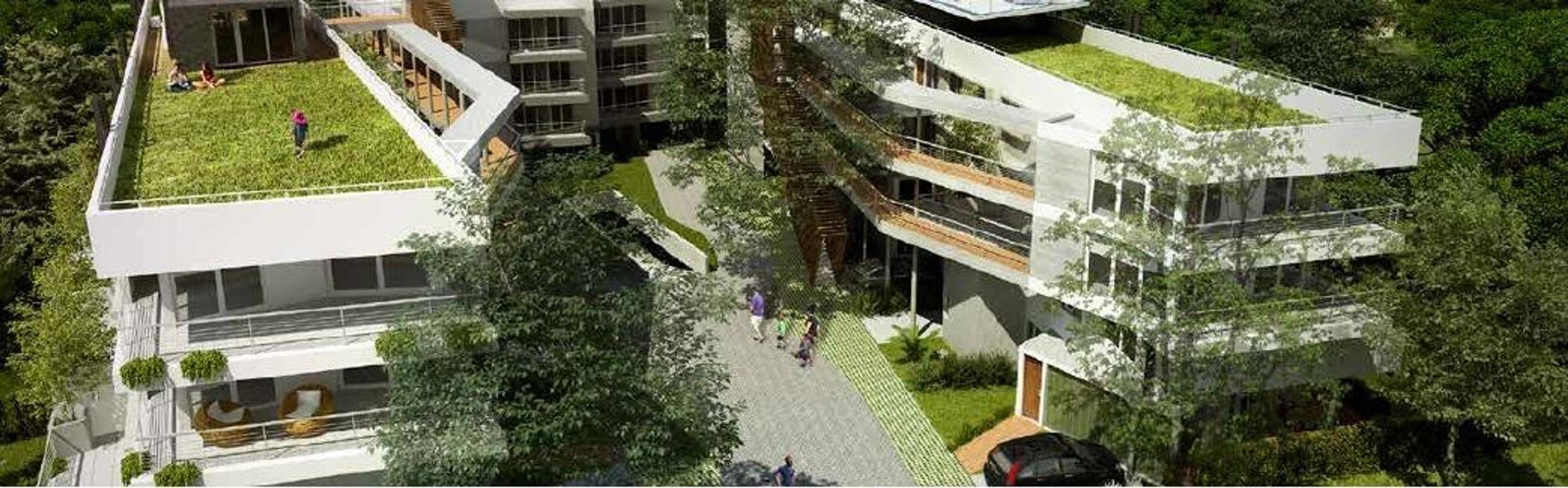 Departamento en Venta en Barrio Cerrado Los Robles de Maschwitz - 3 ambientes