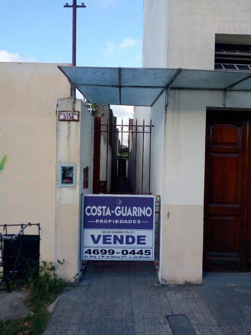 Departamento en Venta en Lomas Del Mirador - 4 ambientes