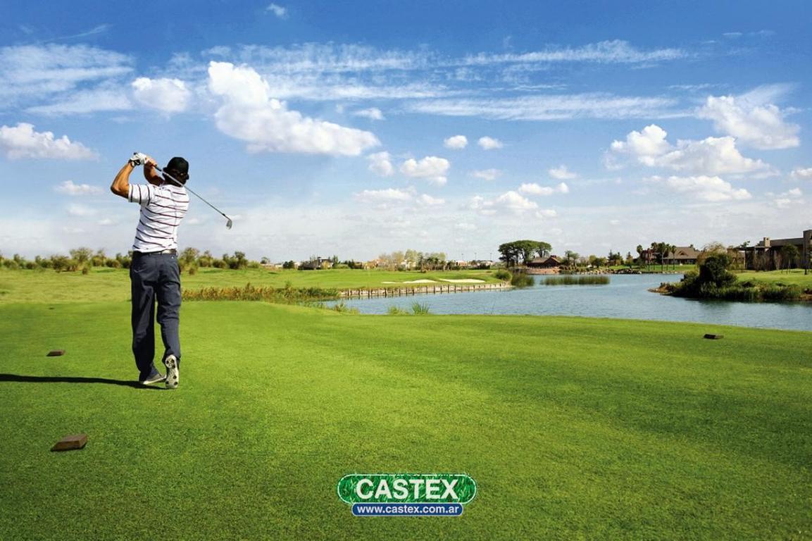 Impresionante Lote en el Golf