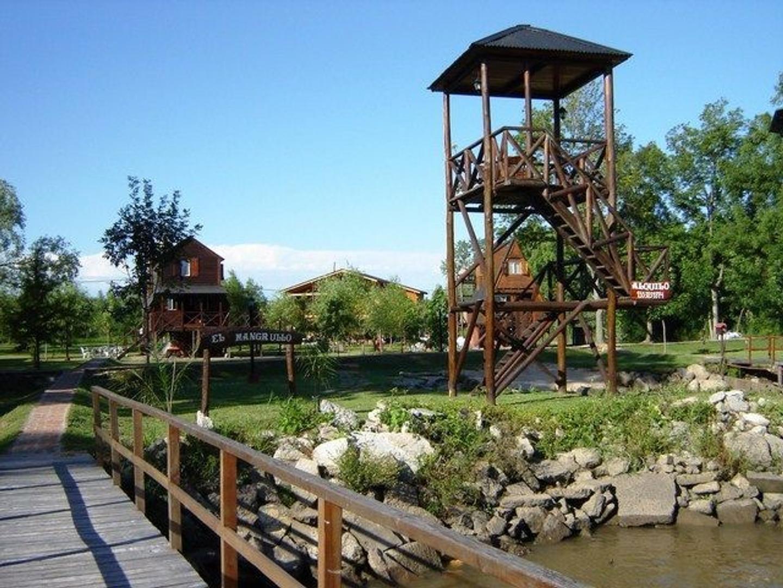 Casa en Venta Delta Tigre- Rio Carapachay - Mangrullos
