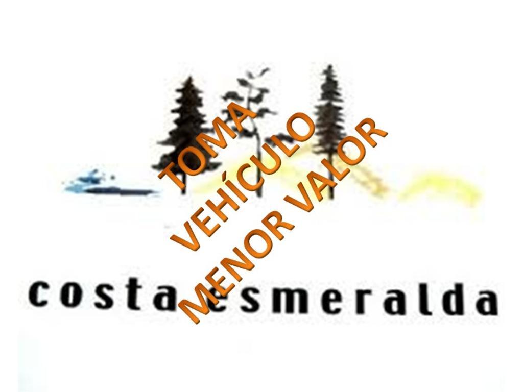 COSTA ESMERALDA - LOTE EN SENDEROS 3 - 1000 M2 -  ACEPTA VEHÍCULO EN PARTE DE PAGO