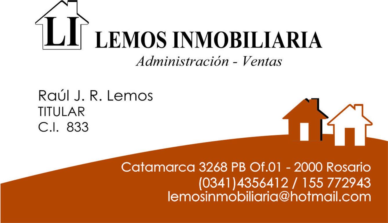 Terreno en calle Cafferata 267 posibilidad de construir 10 pisos 30mts.