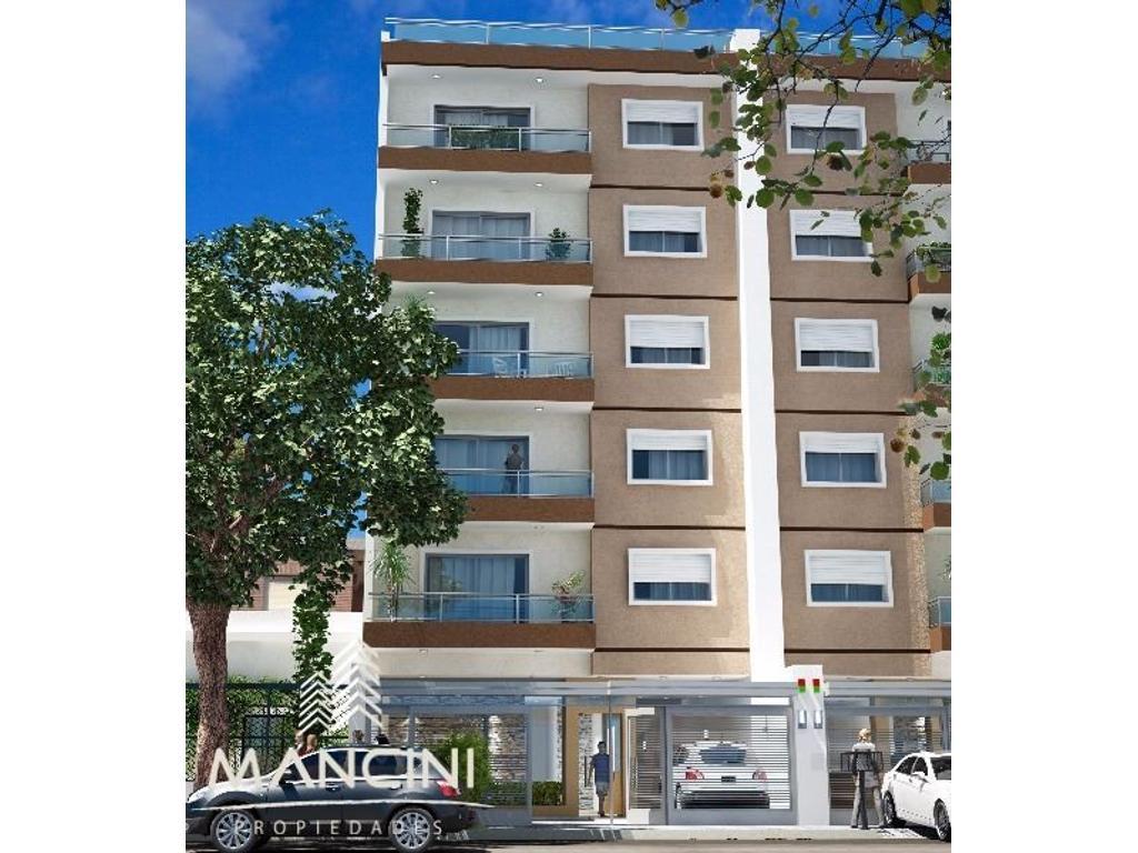 Venta en Obra - Chilavert - Edificio Mar del Plata II - Departamento 2 Ambientes c/ Balcon