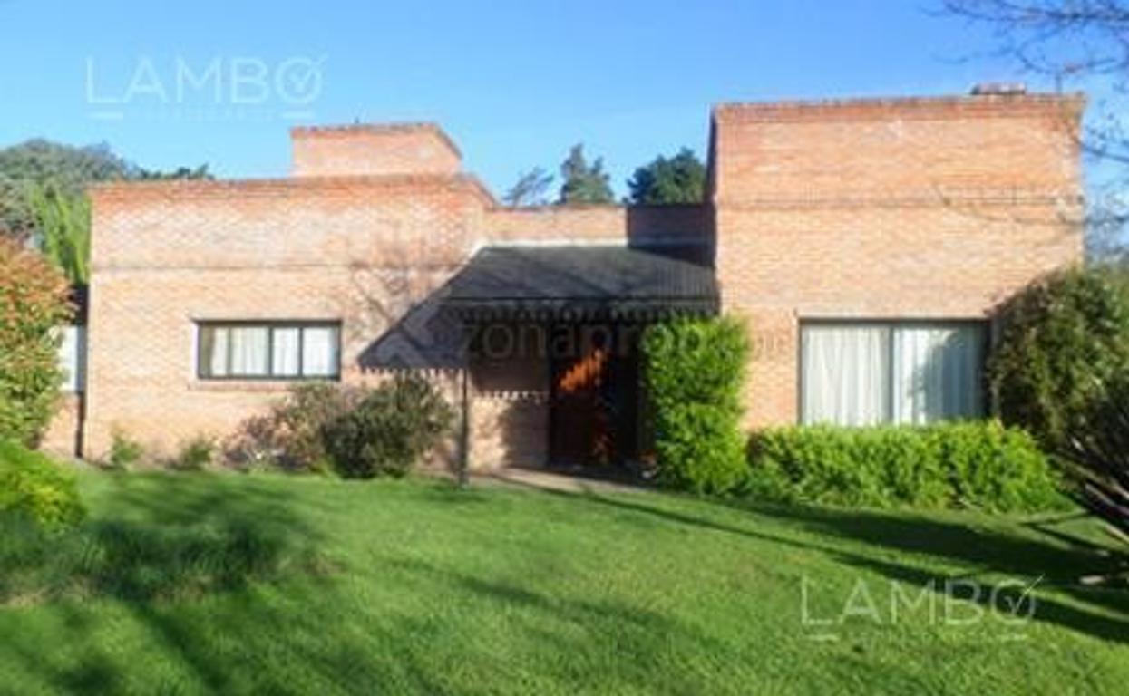 Casa, alquiler temporal en San Francisco  - Pilar