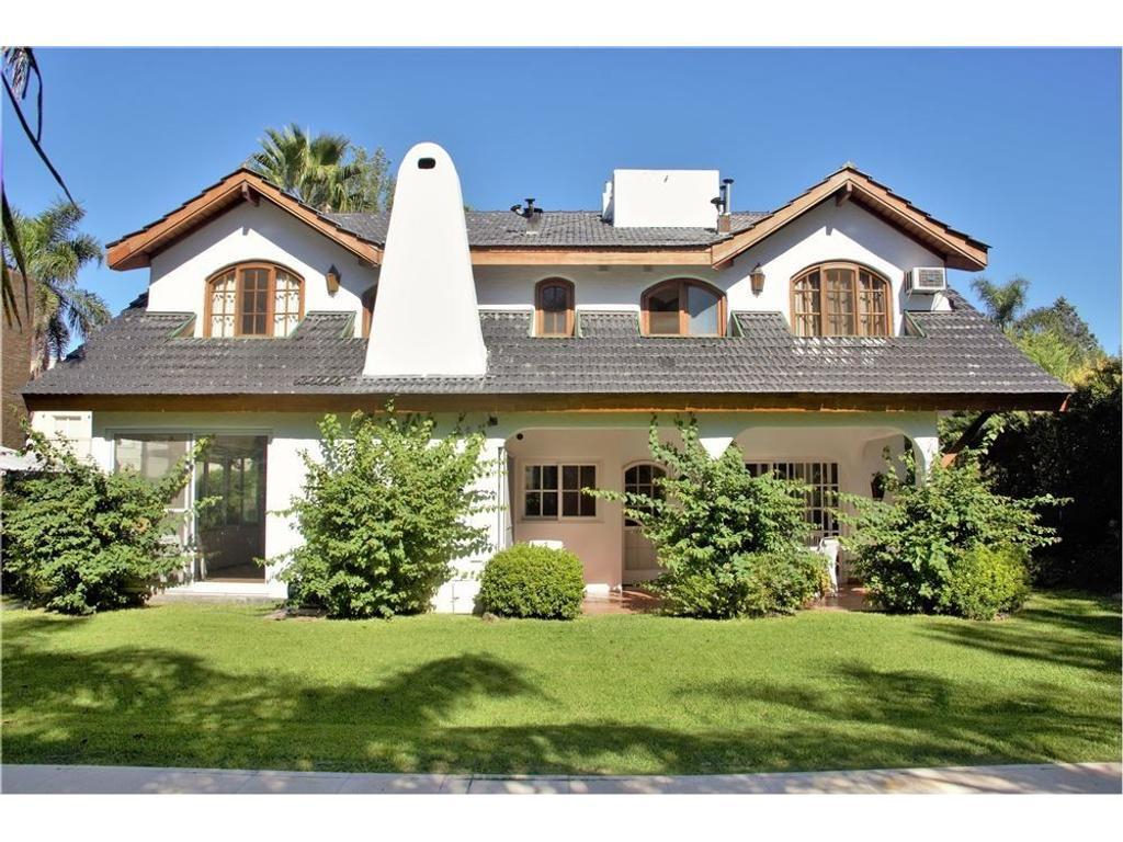 Casa en venta en Campo Chico, Pilar