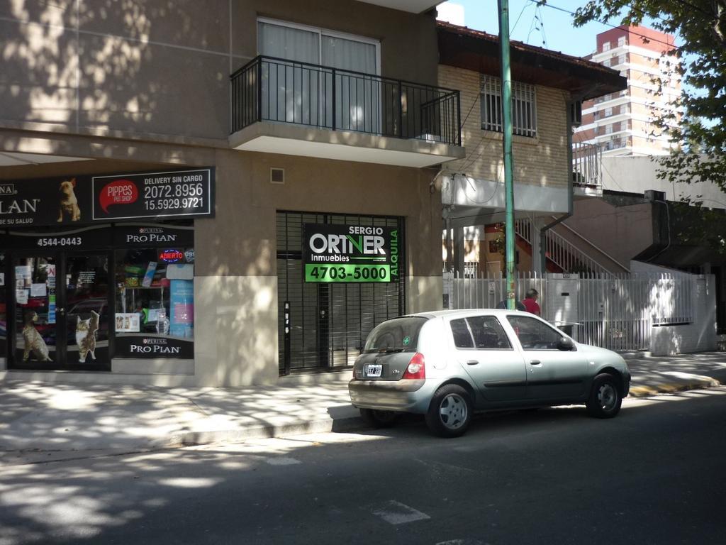 LOCAL CON ENTRADA INDEPENDIENTE - 17 M2 CUBIERTOS - ANTIGUEDAD: 5 AÑOS - MUY BUEN ESTADO -
