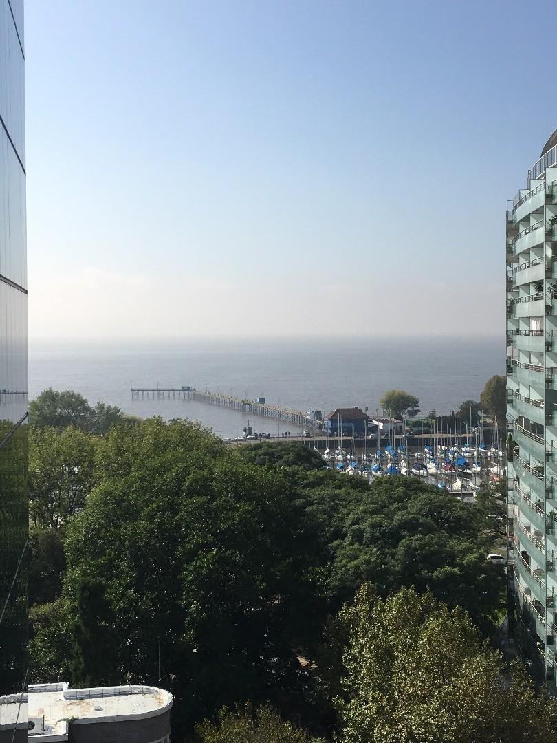 Espectacular loft con cochera ! Vista al Rio, pileta y parrilla y Gym!!!