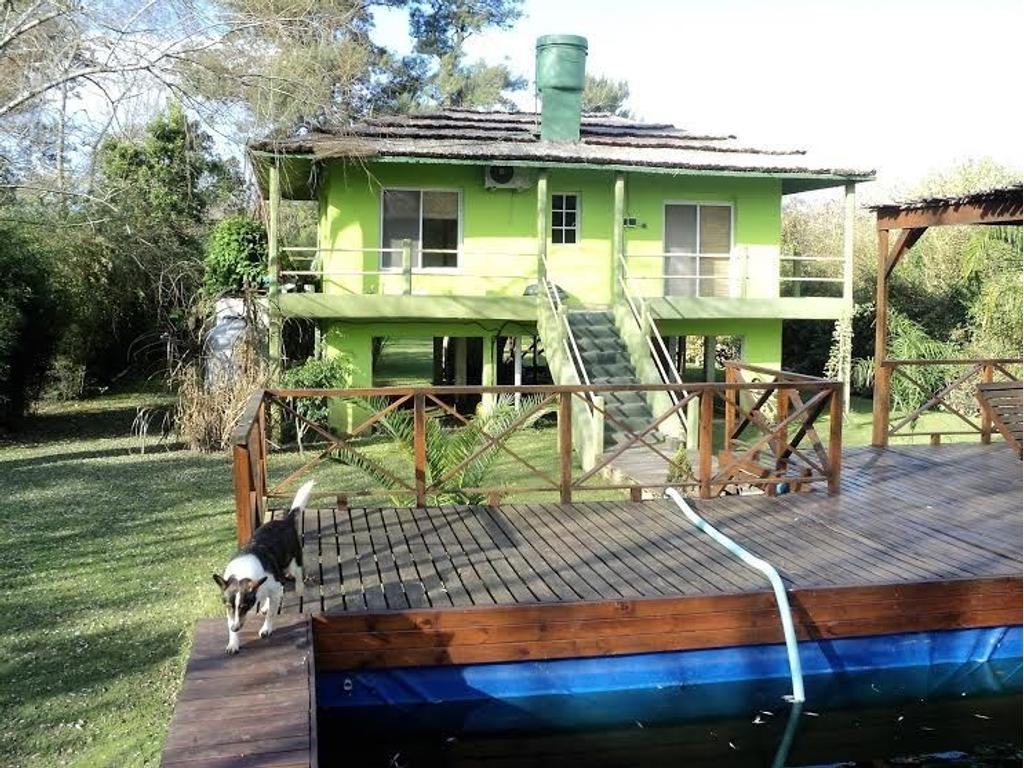 Venta de Casa en Arroyo Arroyón delta de Tigre