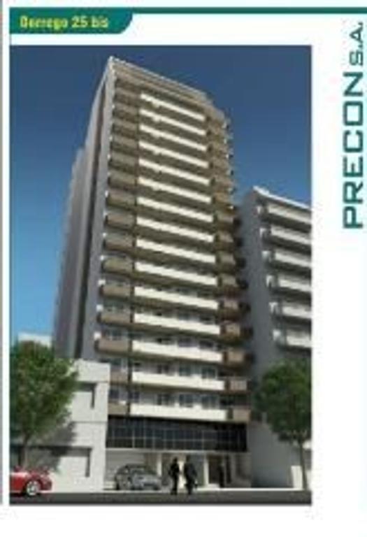 Departamento en Venta de 2 ambientes en Santa Fe, Pdo. de Rosario, Rosario, Centro