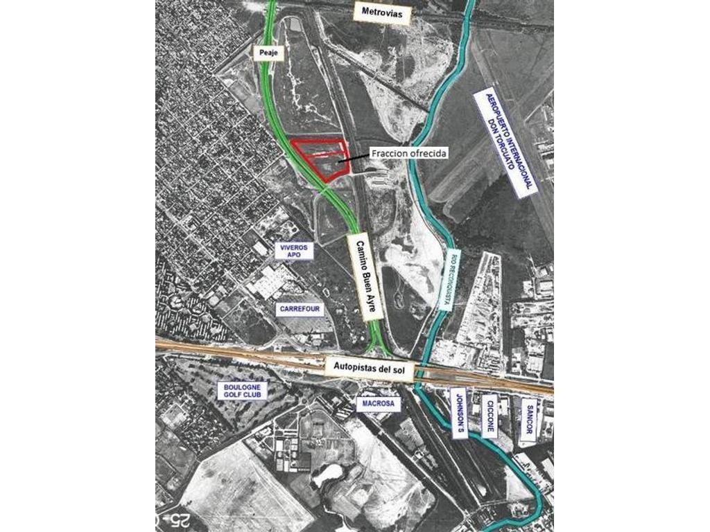 Terreno en General San Martin-Venta-Alquiler