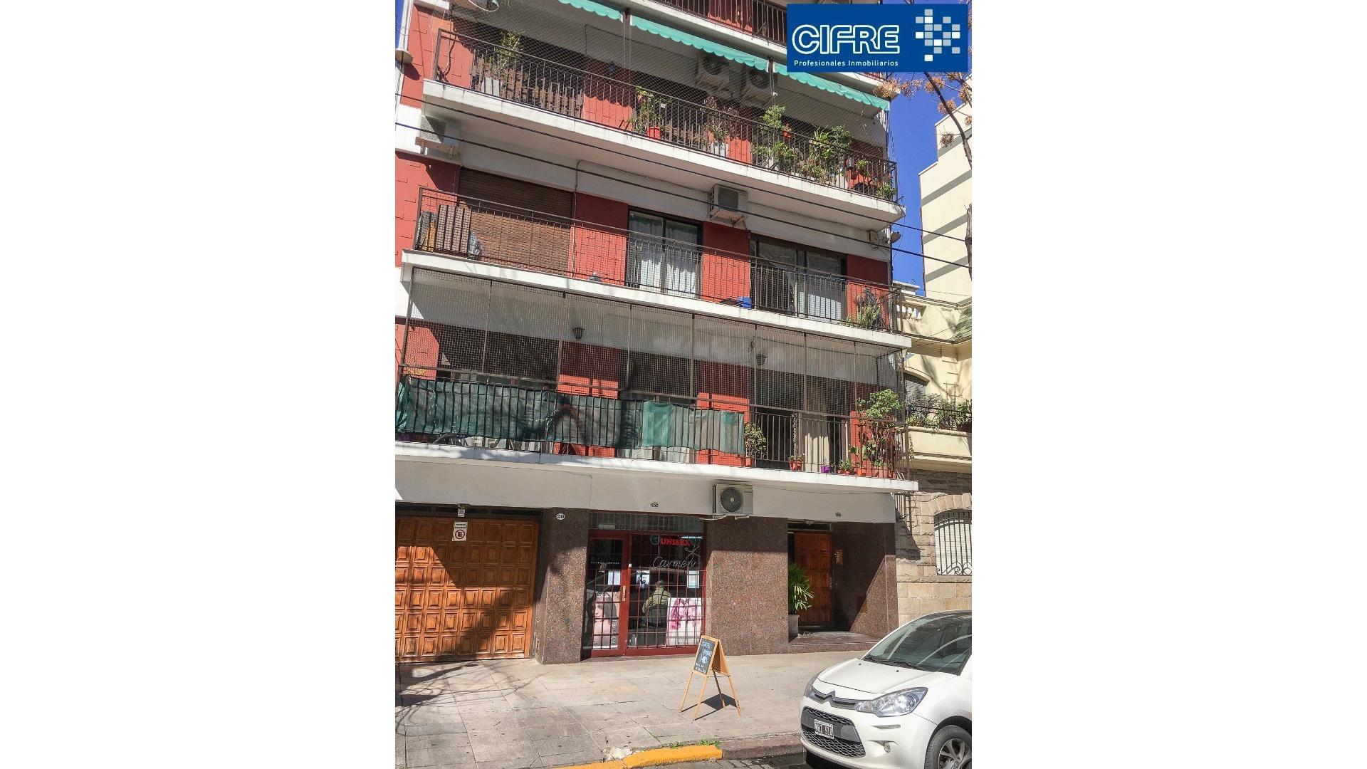 Departamento de 4 ambientes contra frente bajas expensas Balcon (Suc Urquiza - 4521 3333)