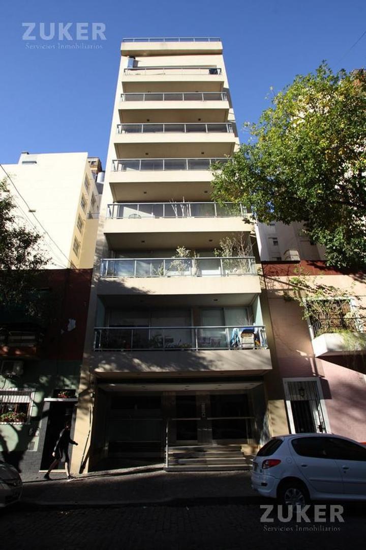 Belgrano - venta- 2 amb- APTO PROFESIONAL- amenities- cochera - baulera - categoría !