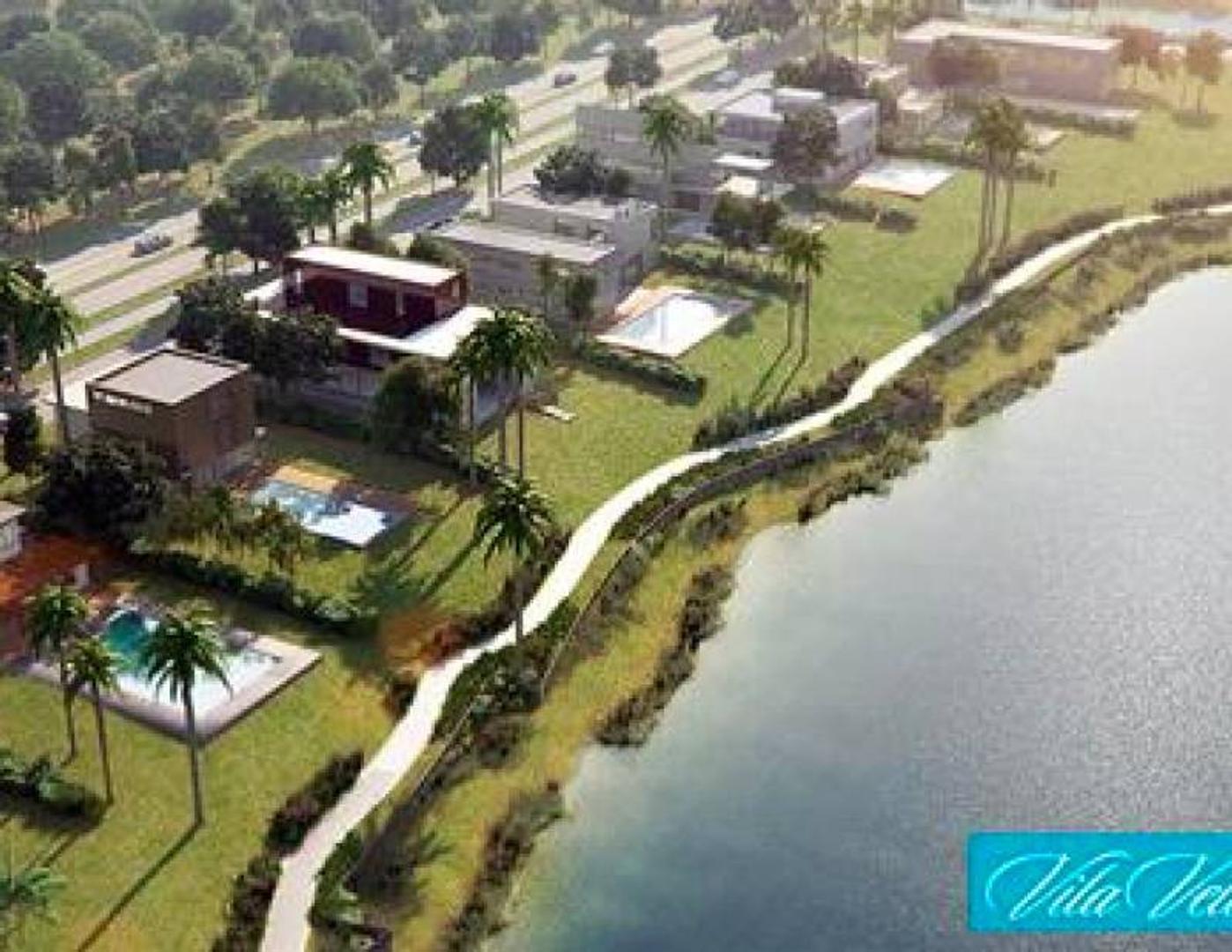 Depto 3 ambientes en venta Vila Vela - Bº Santa Clara - Villanueva