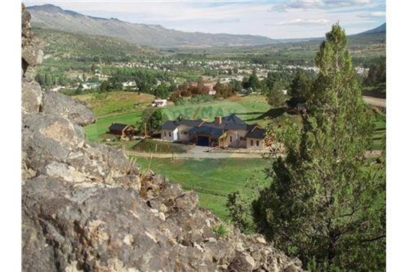 Venta Complejo Turístico Cabañas y Arroyo - Chubut