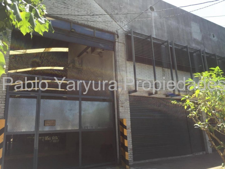 XINTEL(YAR-YAR-12988) Galpón - Venta - Argentina, Tres de Febrero - CAMPOS LUIS MARIA 4545