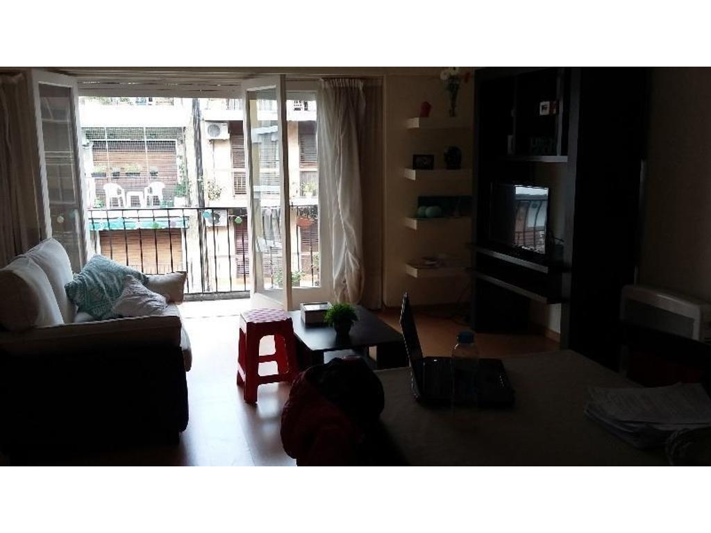 3 ambientes con balcon en venta