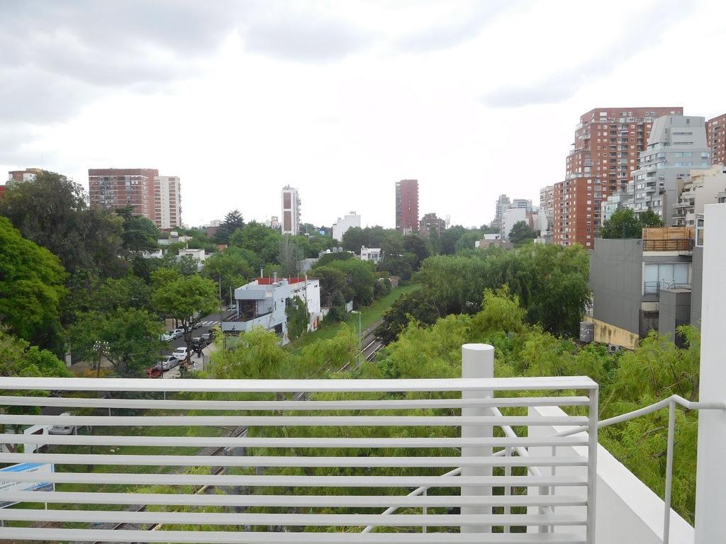 Departamento ambiente amplio con balcón y terraza propia excelentes vistas