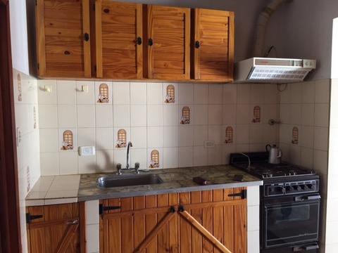 Departamento tipo casa c/patio y cochera opcional - Mendoza al 500, Ezpeleta