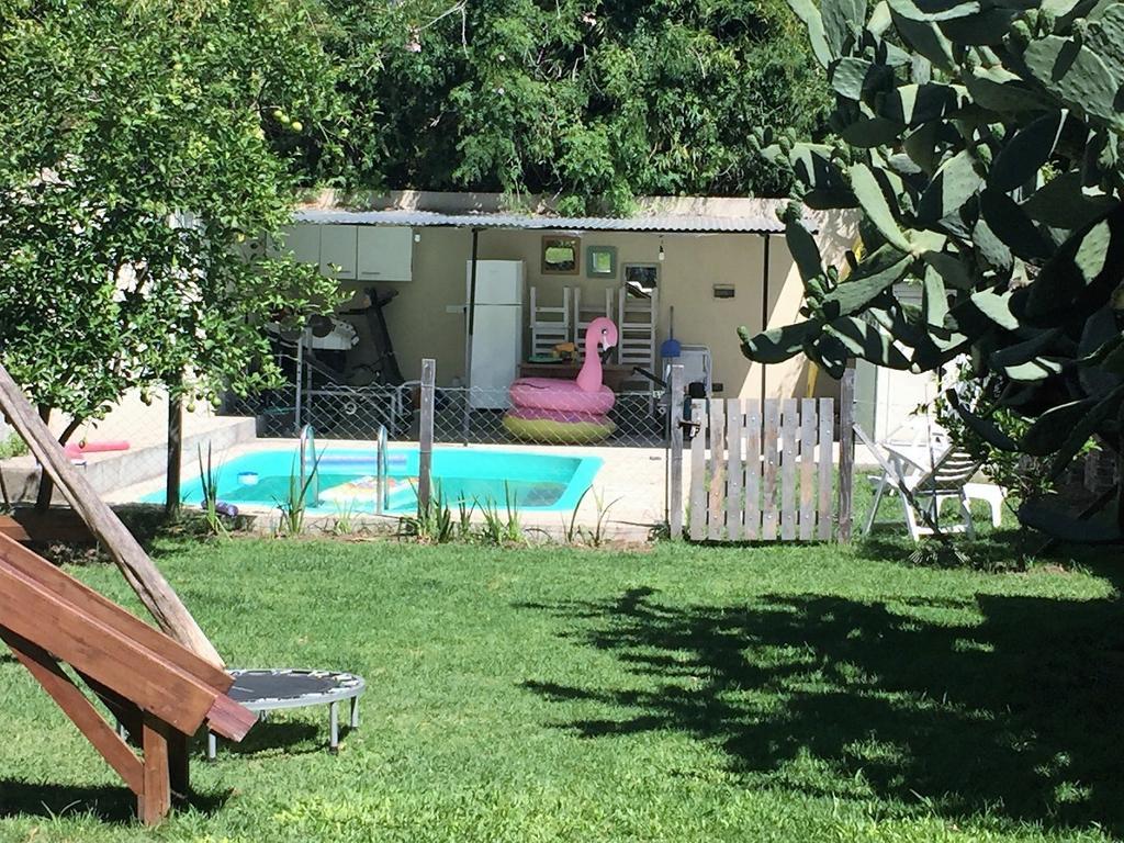 Casa 3 Amb, con Divino PARQUE c/ Pileta