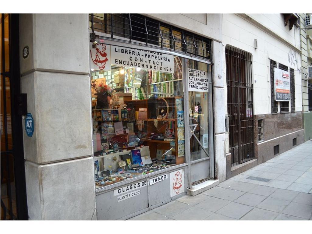 VENTA FONDO DE COMERCIO LIBRERÍA RECOLETA