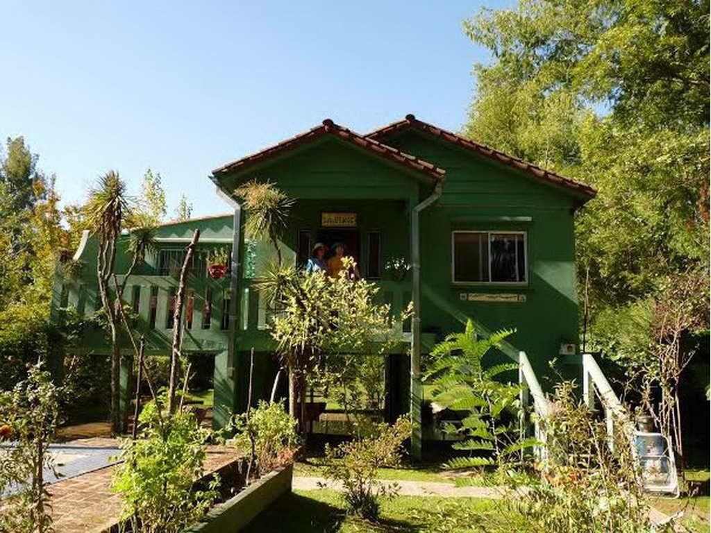 Venta de Casa sobre Río Carapachay delta de Tigre