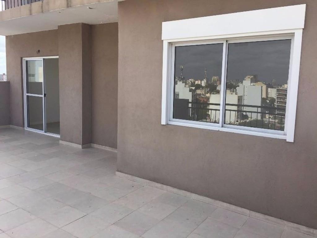 Departamento 2 ambientes a Estrenar, con amplio Balcón Terraza y cochera APTO CRÉDITO BANCARIO