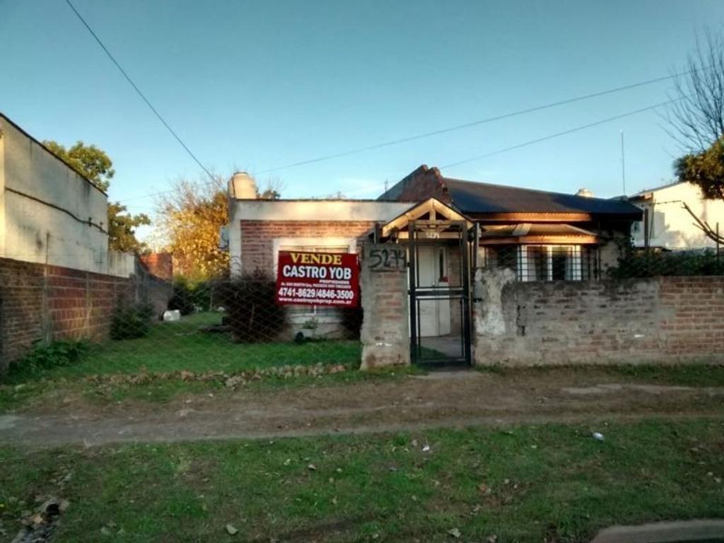 Casa En Venta En Darragueira 5234 Villa De Mayo Argenprop