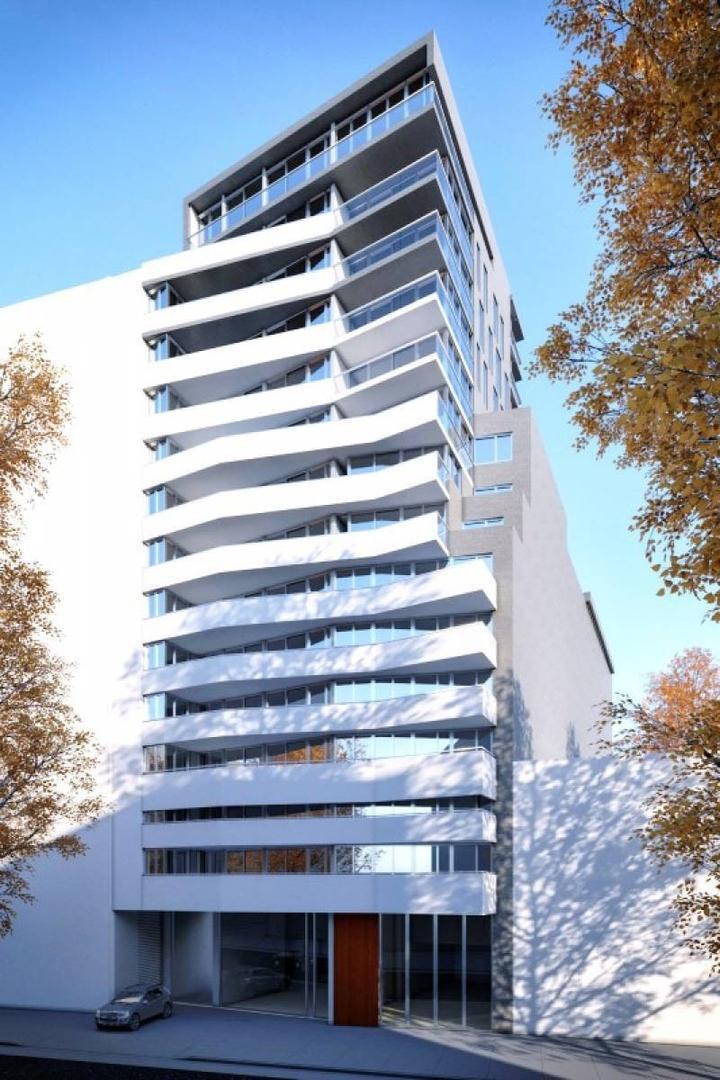 En Pozo 4 Ambientes  al Contrafrente en Torre 1 - Dome Soho Residencias