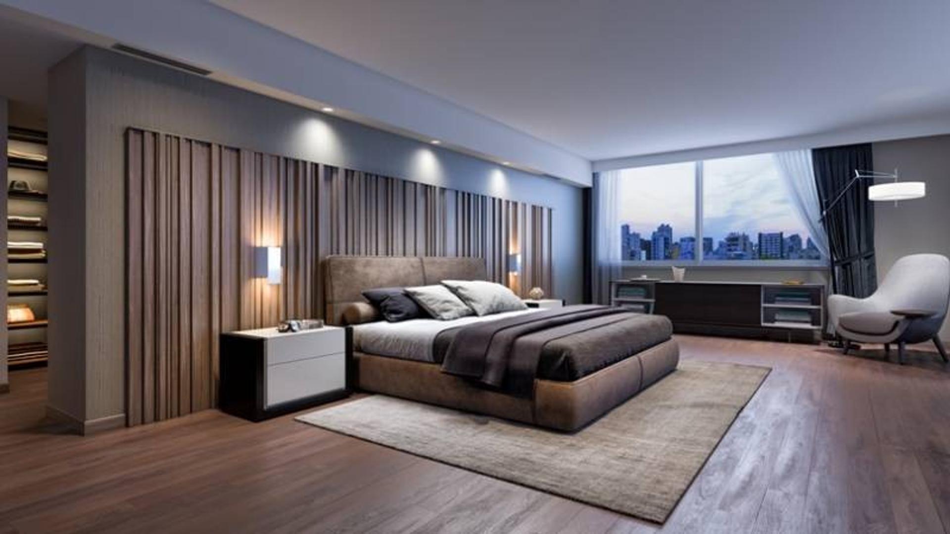 3 Dormitorios + Domitorio de Servicio / OM RECOLETA