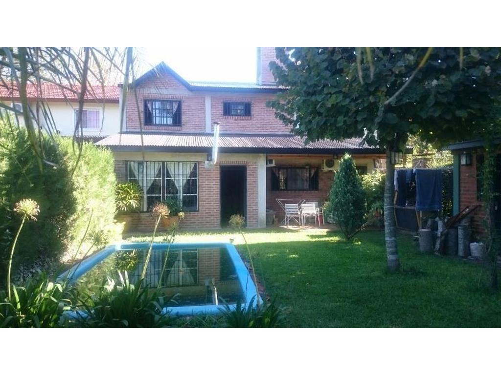Casa en venta en santo domingo 1801 el rocio argenprop for Alquiler casa en el rocio