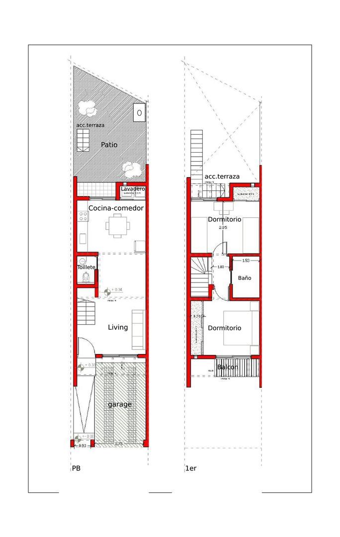 Casa en Venta de 78,0 m2