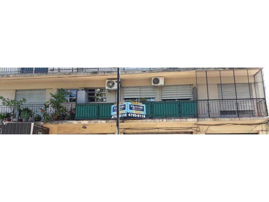 Venta departamento 2 ambientes en Olivos