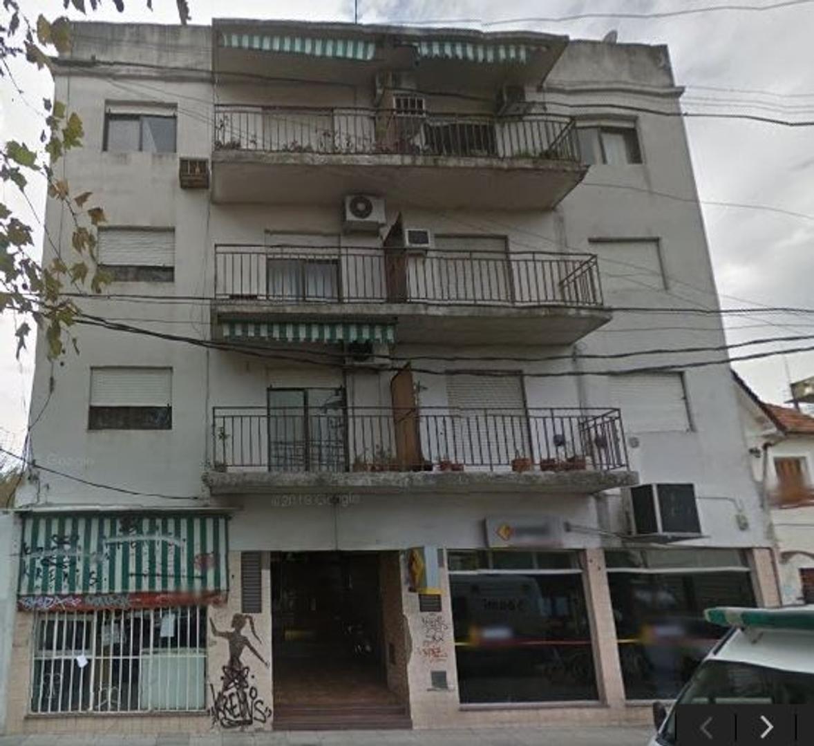 DEPARTAMENTO 2 AMBIENTES EN ZONA CÉNTRICA!