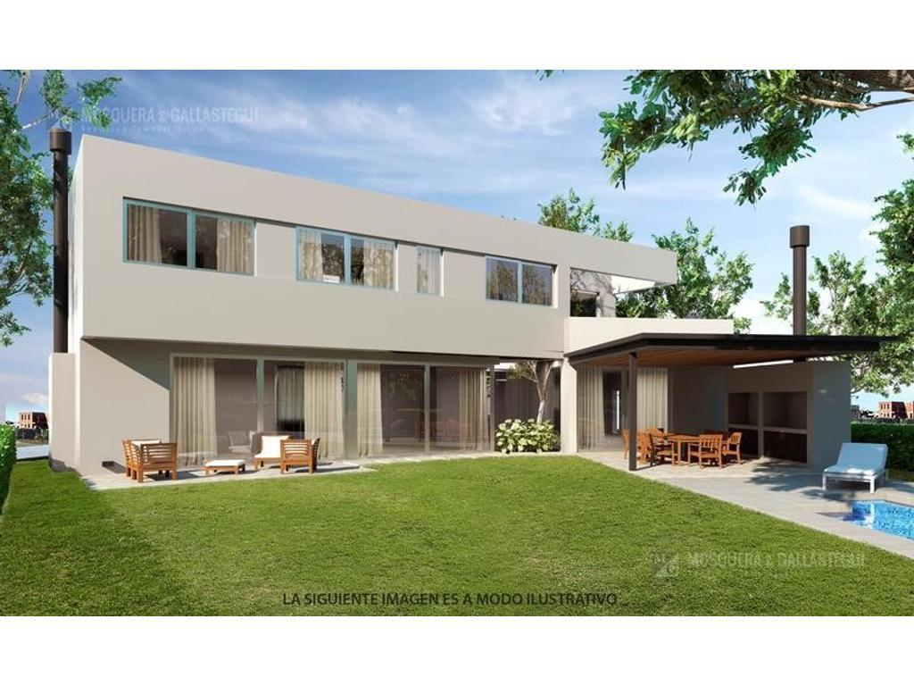 Casa en venta a estrener en San Francisco - VN