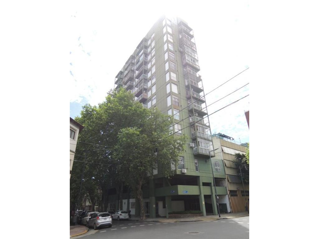 Alquiler de Departamento 3 AMBIENTES en Nuñez al frente con balcón y cochera fija cubierta