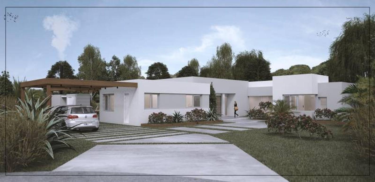 Casa en construcciòn en San Rafael